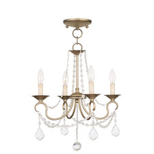 Pennington 4 Light Chandelier