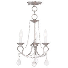 Pennington 3 Light Chandelier/Ceiling