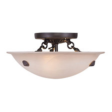 Oasis Semi-Flush Ceiling Mount
