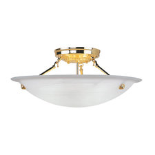 Oasis 4274 Semi-Flush Ceiling Mount