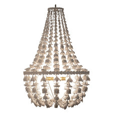Flower Drop Chandelier