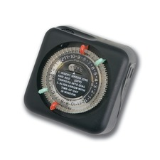 Outdoor Enclosure Timer