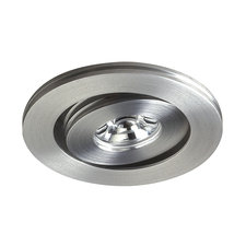 Saucer Recessed LED Button Light