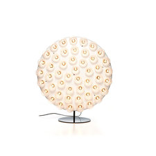 Prop Round Floor Lamp