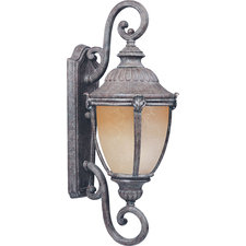 Morrow Bay Scroll Outdoor Wall Sconce
