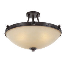 Elba Semi Flush Mount