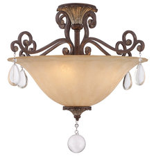St Laurence Ceiling Semi Flush Mount