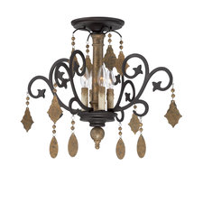 Aragon Ceiling Semi Flush Mount