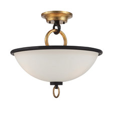 Parkdale Ceiling Semi Flush Mount