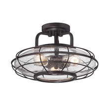Connell Ceiling Semi Flush Light