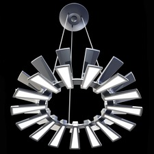 Wedge Chandelier