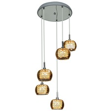 Glam Multi Light Pendant