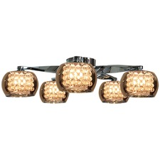 Glam Ceiling Light Fixture