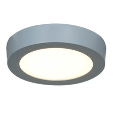 Strike Round Ceiling Light Fixture