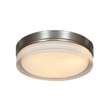 Solid Ceiling Flush Mount