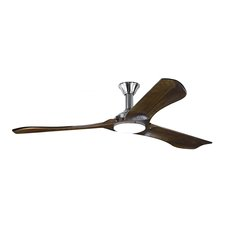 Minimalist Max Indoor / Outdoor Ceiling Fan with Light