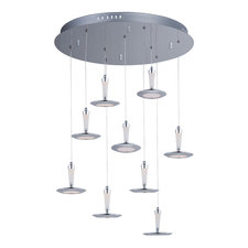 Hilite LED Round Multi Light Pendant