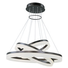 Saturn LED Multi Tier Pendant