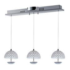 Parasol LED Linear Suspension