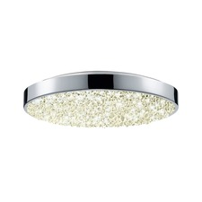 Dazzle Round Ceiling Flush Mount