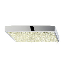 Dazzle Square Ceiling Flush Mount