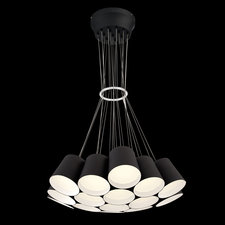 Borto 19 Light Pendant
