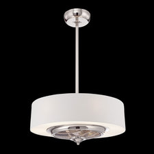 Elgin Pendant/Ceiling Fan Combination