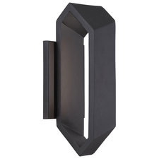 Pitch Outdoor LED Wall Sconce