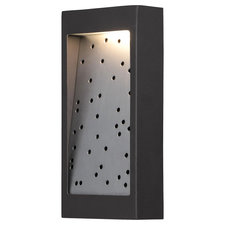 Pinball Outdoor LED Wall Sconce