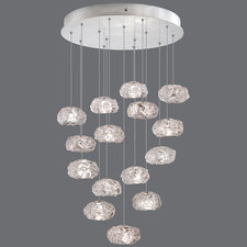 Natural Inspirations Round Canopy Pendant
