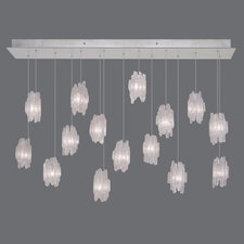 Natural Inspirations Scattered Linear Pendant