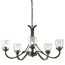 Aubrey Water Glass Chandelier