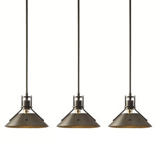 Henry Linear Pendant Trio
