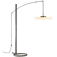 Disq Arc LED Floor Lamp