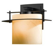 Arc Ellipse LED Outdoor Wall Sconce