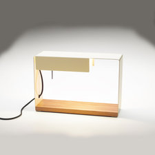 La Discrete Table Lamp