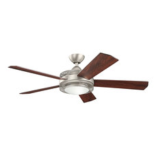 Enthrall Ceiling Fan with LED Light