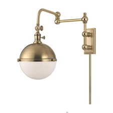 Stanley Swing Arm Wall Sconce