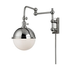 Stanley Swing Arm Wall Light