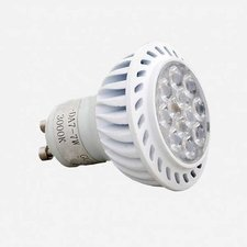 7 Watt GU10 MR16 LED 120V 3000K