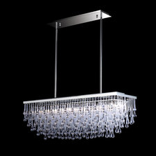 Hollywood Boulevard Linear Pendant