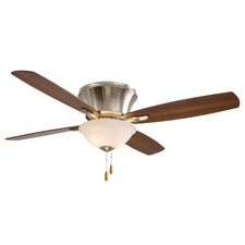 Mojo II Flush Mount Ceiling Fan