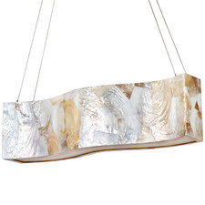 Big Linear Pendant
