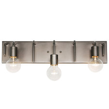Socket To Me Bathroom Vanity Light