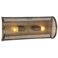 Lit-Mesh Test Light Bathroom Vanity Light