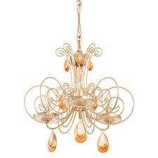 Elysse 3 Light Mini Chandelier