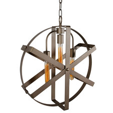 Reel 3 Light Pendant