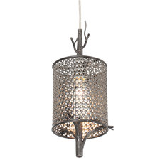Treefold 1 Light Mini Pendant