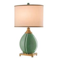 Hazelnut Table Lamp