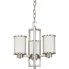 Odeon 3 Light Chandelier